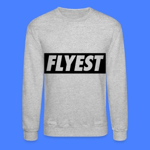 Flyest Long Sleeve Shirts - Crewneck Sweatshirt
