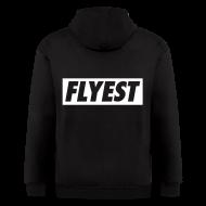 Zip Hoodies & Jackets ~ Men's Zip Hoodie ~ Flyest Zip Hoodies/Jackets