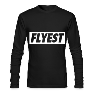 Long Sleeve Shirts ~ Men's Long Sleeve T-Shirt by Next Level ~ Flyest Long Sleeve Shirts