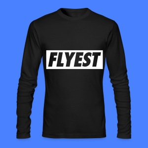 Flyest Long Sleeve Shirts - Men's Long Sleeve T-Shirt by Next Level