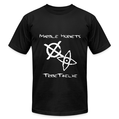 Marble Hornets and TribeTwelve Fan-Made Tee - Men's Fine Jersey T-Shirt