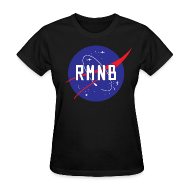 Women's T-Shirts ~ Women's T-Shirt ~ RMNB Space Logo Women's T-Shirt