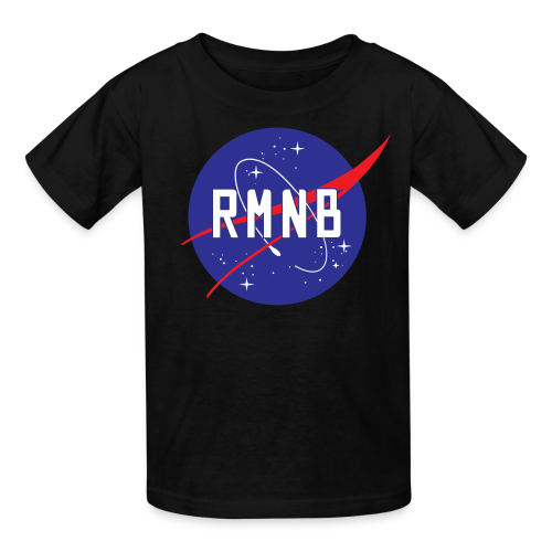 RMNB Space Logo Kid's T-Shirt - Kids' T-Shirt