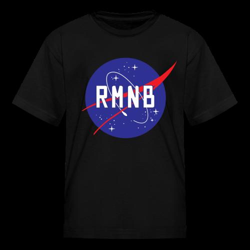 RMNB Space Logo Kid's T-Shirt - Kids' T-Shirt