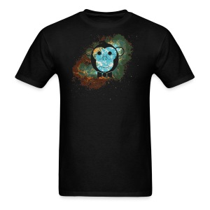 Smart Apparel Nebula logo - Men's T-Shirt