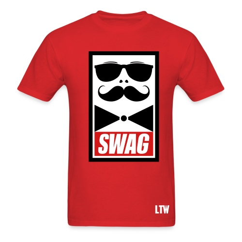 #Swag - Men's T-Shirt