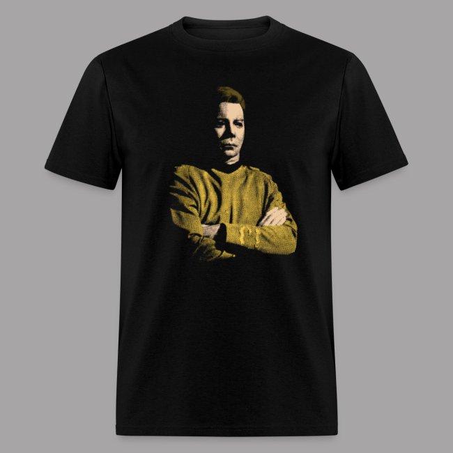 Kirk Myers Halloween Mask Men's T Shirt