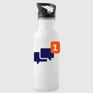 Facebook conversation Bottles & Mugs - Water Bottle