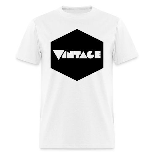 Vintageness 01 - Men's T-Shirt