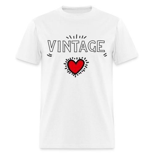 Vintageness 03 - Men's T-Shirt