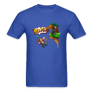 T-Shirts ~ Men's T-Shirt ~ No Plz T-Shirt (M)