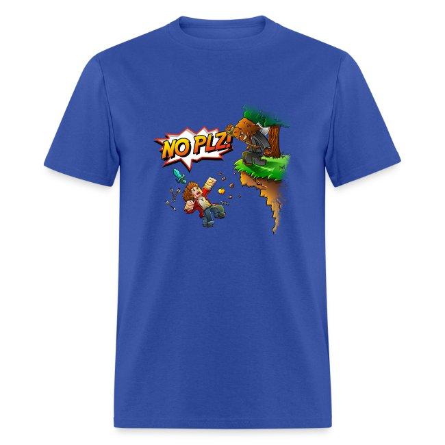 No Plz T-Shirt (M)