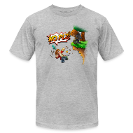 T-Shirts ~ Men's T-Shirt by American Apparel ~ No Plz T-Shirt by American Apparel (M)