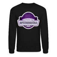 Long Sleeve Shirts ~ Crewneck Sweatshirt ~ Logo-Crewneck