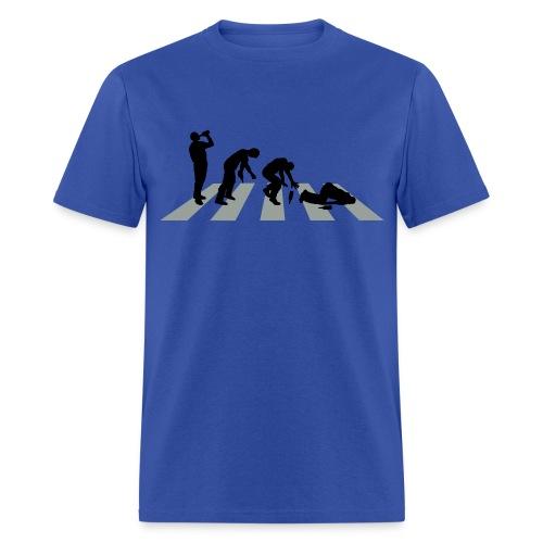 Abbey Road Faceplant - Men's T-Shirt