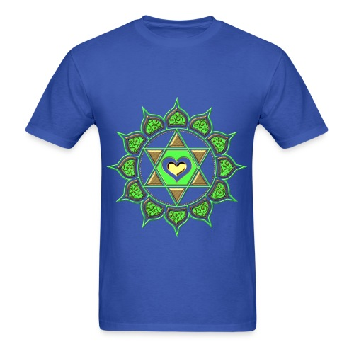 Lotus Heatr - Men's T-Shirt