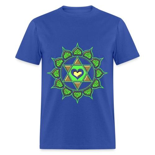 Lotus Heatr - Men's T-Shirt