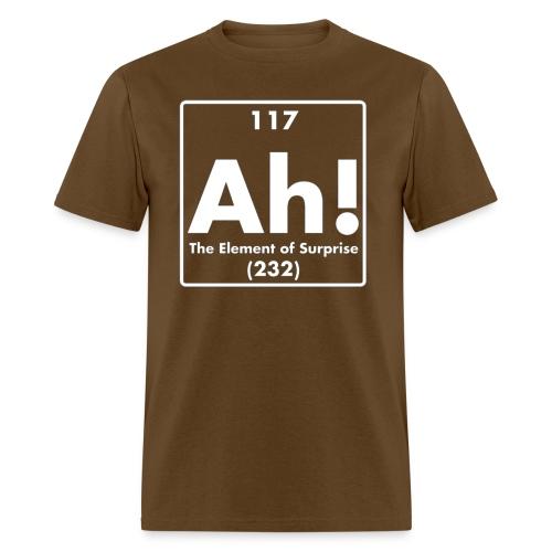 The Element of Surprise! - Men's T-Shirt