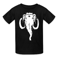 Kids' Shirts ~ Kids' T-Shirt ~ Big Mammoth (kid's)
