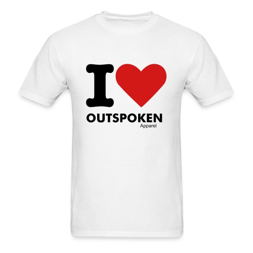 I Love OA - Men's T-Shirt