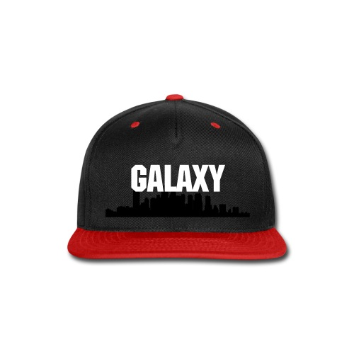 Galaxy Snapback - Snap-back Baseball Cap
