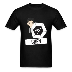 EXO - Chibi Chen (For Dark Shirts) [Men's Shirt] - Men's T-Shirt