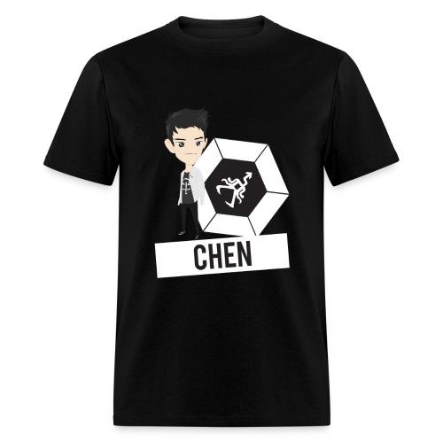 EXO - Chibi Chen (For Dark Shirts) [Men's Shirt] - Men's T-Shirt