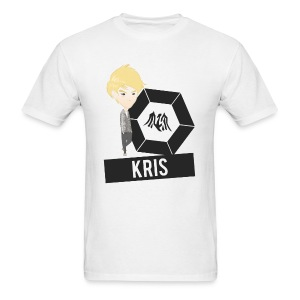 EXO - Chibi Kris (For Light Shirts) [Men's Shirt] - Men's T-Shirt