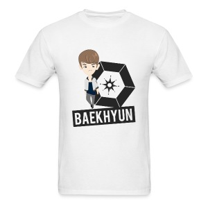 EXO - Chibi Baekhyun (For Light Shirts) [Men's Shirt] - Men's T-Shirt