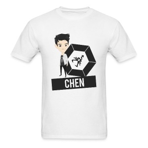 EXO - Chibi Chen (For Light Shirts) [Men's Shirt] - Men's T-Shirt