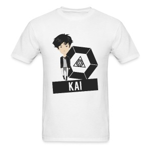 EXO - Chibi Kai (For Light Shirts) [Men's Shirt] - Men's T-Shirt