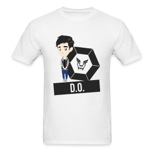 EXO - Chibi D.O. (For Light Shirts) [Men's Shirt] - Men's T-Shirt