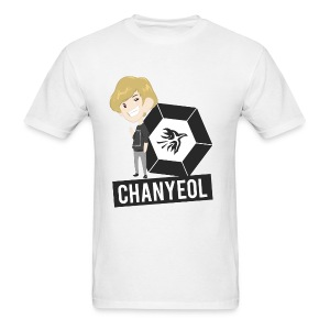 EXO - Chibi Chanyeol (For Light Shirts) [Men's Shirt] - Men's T-Shirt