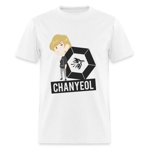 EXO - Chibi Chanyeol (For Light Shirts) [Men's Shirt] - Men's T-Shirt