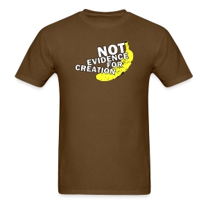 A Banana is not Evidence - Men's T-Shirt