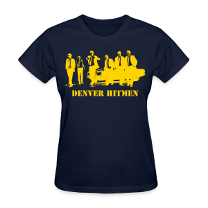 Denver Hitmen - Ladies - Women's T-Shirt
