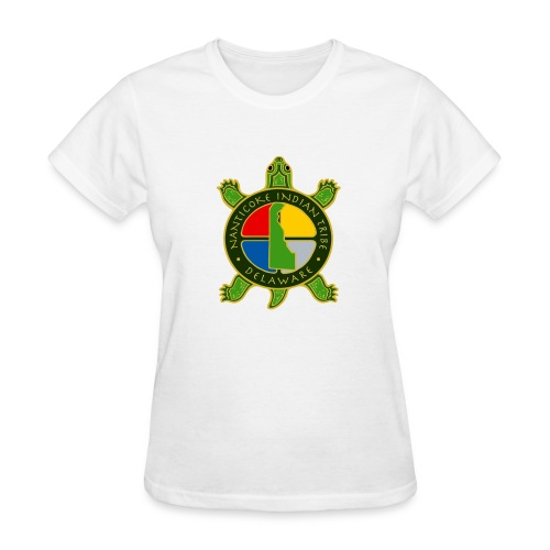 Nanticoke Indian Tribe - Women's Standard Weight T-Shirt - Women's T-Shirt