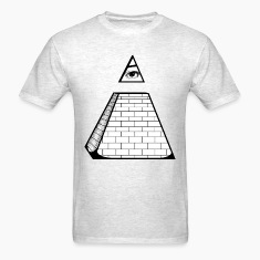 All Seeing Pyramid T-Shirts
