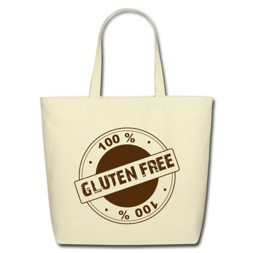 Gluten Free 100 % - Eco-Friendly Cotton Tote