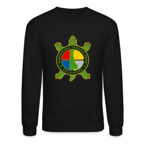 Nanticoke Indian Tribe - Men's Crewneck Sweatshirt - Crewneck Sweatshirt