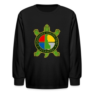 Nanticoke Indian Tribe - Kids' Long Sleeve T-Shirt - Kids' Long Sleeve T-Shirt