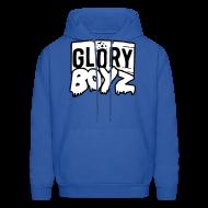 Hoodies ~ Men's Hoodie ~ Glory Boyz Hoodie