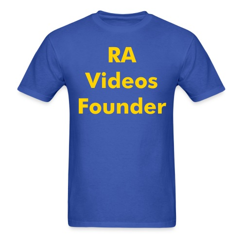 Founder Shirt - Men's T-Shirt