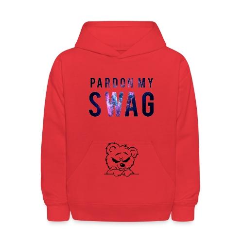 Pardon My $wag  - Kids' Hoodie