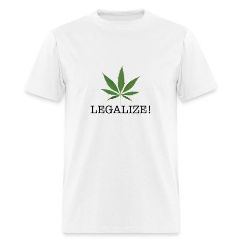 Legalize! - Men's T-Shirt