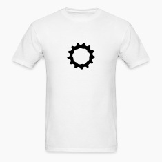 Wheel Gear Ring Mountainbike MTB Downhill 1c T-Shirts