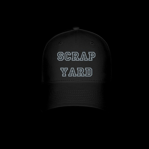 Scrap Yard Hat Silver - Baseball Cap