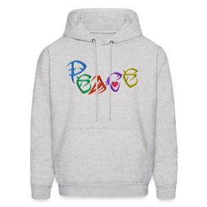Peace Hoodie - Men's Hoodie