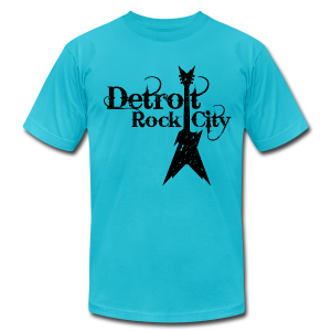 Detroit Rock City - Men's T-Shirt by American Apparel