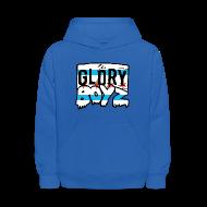Sweatshirts ~ Kids' Hoodie ~ Glory Boyz Kids Hoodie